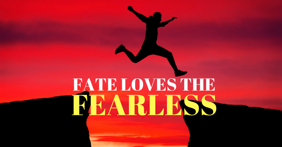 Fate Loves the Fearless Gahanna OH
