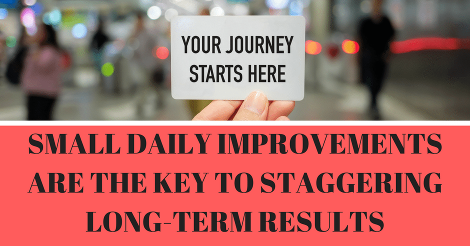 Key to Staggering Results