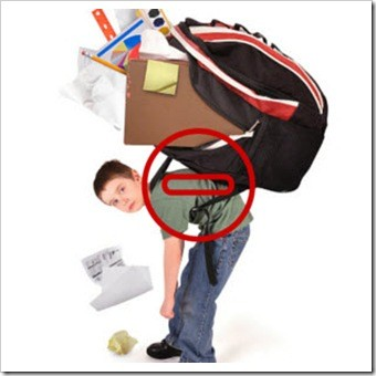 Backpack Safety Sandy Springs GA Back Pain