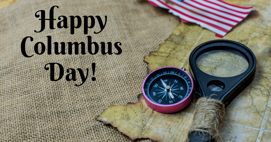 Happy Columbus Day Hendersonville NC