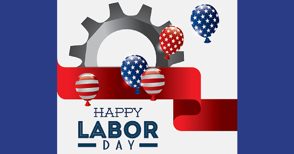 Happy Labor Day Mauldin SC