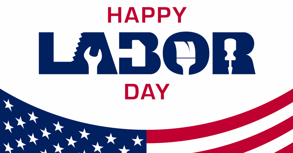 Happy Labor Day Tigard OR