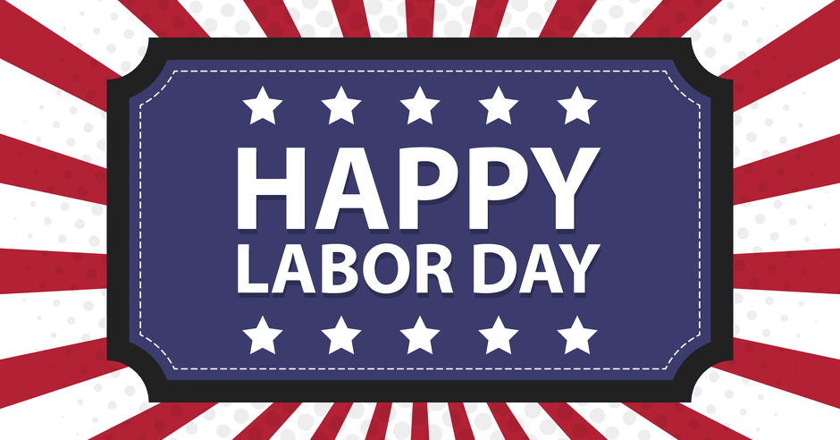 Happy Labor Day Caldwell NJ
