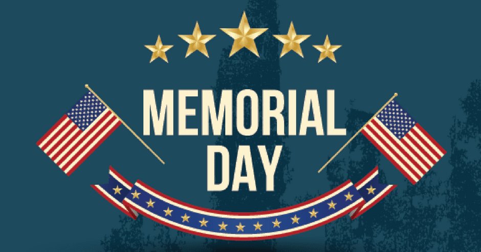 Happy Memorial Day Sioux Falls SD