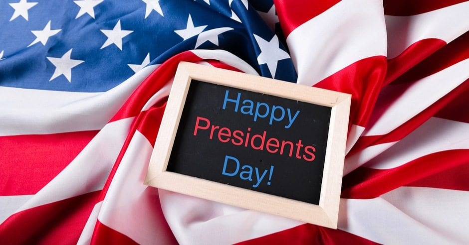 Happy Presidents Day New Fairfield CT