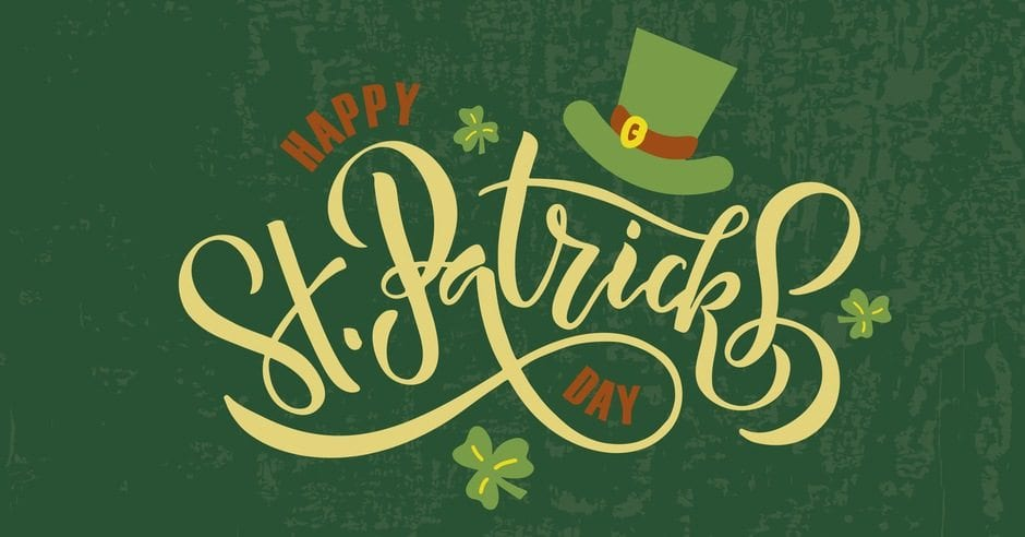 Happy St Patricks Day Greenville SC
