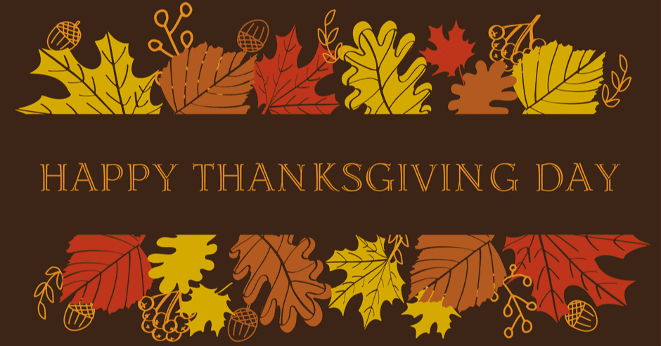 Happy Thanksgiving Alpharetta GA