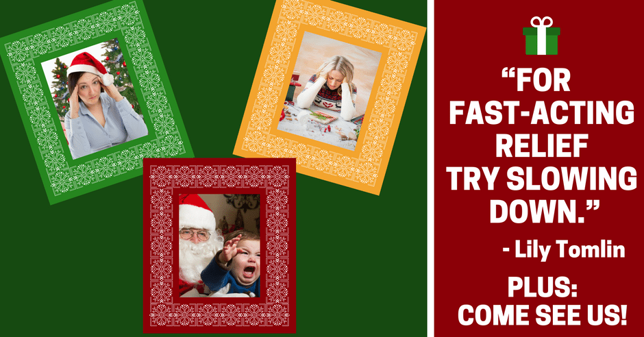 Holiday Stress Solutions Tyler TX