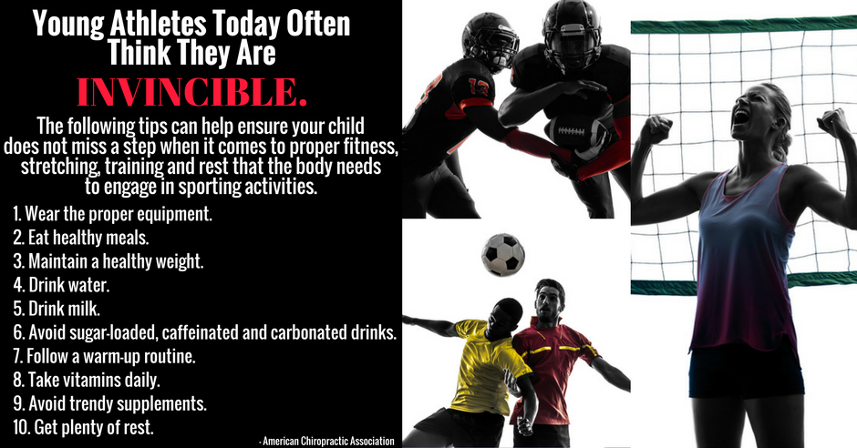 Athletic Performance New Fairfield CT Sports Injury