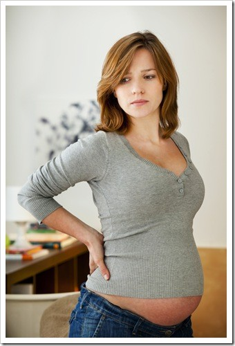 Albuquerque Rio Rancho Pregnancy Back Pain