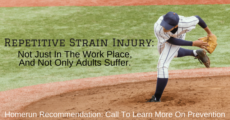 Repetitive Strain Injury Somerset NJ