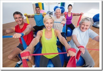 Senior Healthcare Valdosta GA Fitness