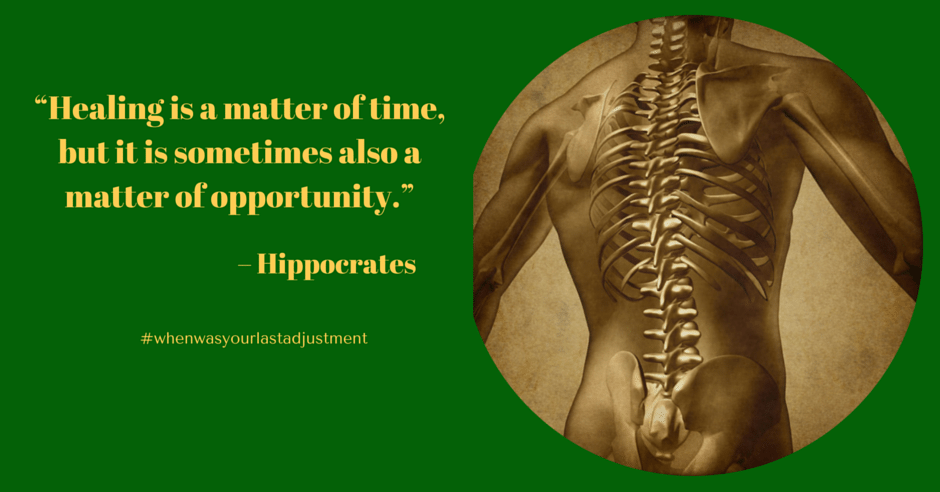 Chiropractic Adjustment Greenville SC